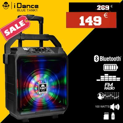 Hot offer Battery powered active speaker