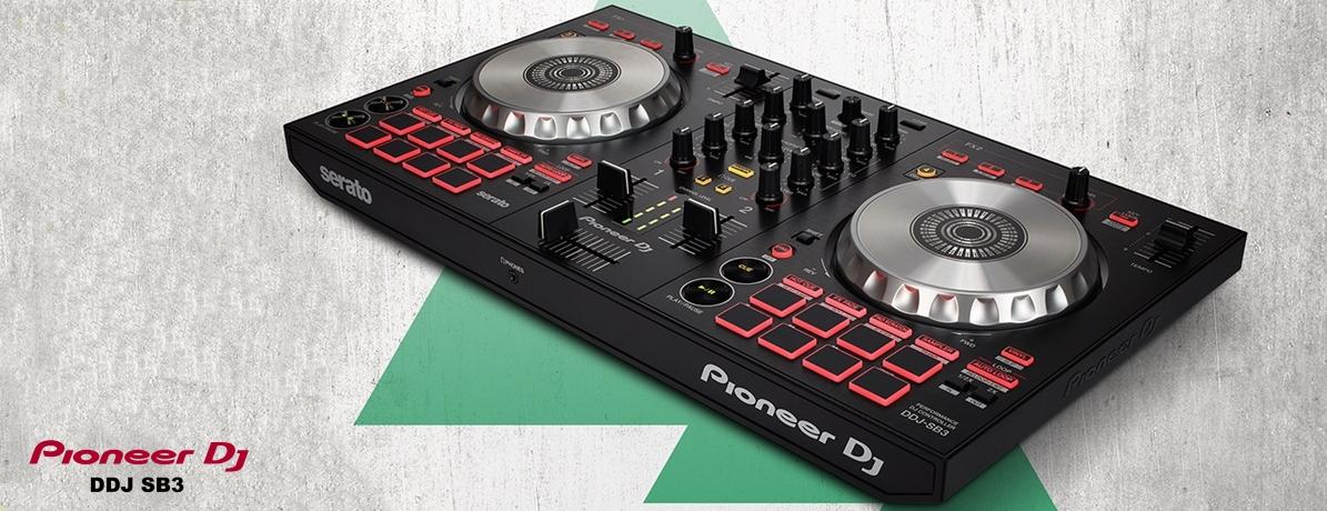 Pioneer DJ ddj sb3