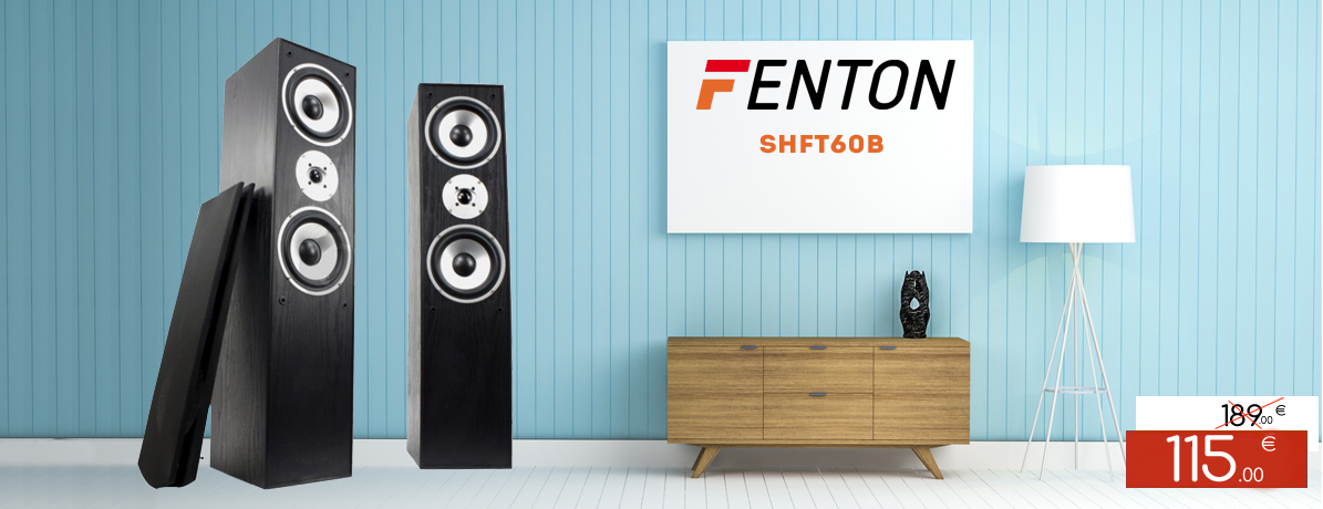 Fenton HIFI Speakers